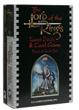 Lord of the Rings, The: Tarot Deck & Card Game: Deck & Book Set