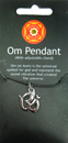 OM Pendant (with adjustable cord)