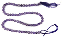 5-7mm Bead Strands (Indian Amethyst)