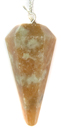 Peach Moonstone (Faceted)
