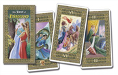 Tarot of the Princesses, The (English and Spanish Edition) [Cards]