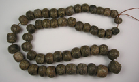 Wooly Mammoth Bone Beads