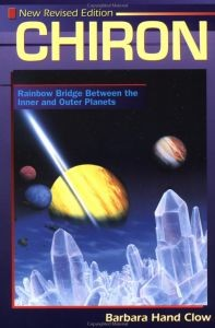 Chiron: Rainbow bridge between the inner and outer planets