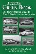 Aceee's Green Book: The Environmental Guide Cars & Trucks, Model Year 2000