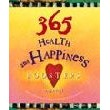 365 Health and Happiness Boosters (RWW)
