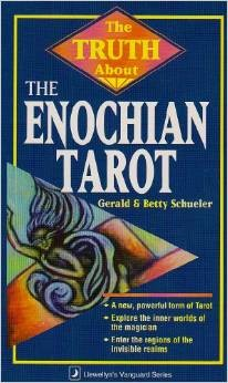 Truth About Enochian Tarot, The (Vanguard Series)