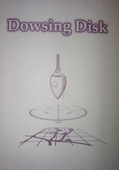 Dowsing Disk & Booklet