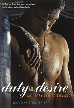 Duty and Desire: Military Erotic Romance [Paperback]