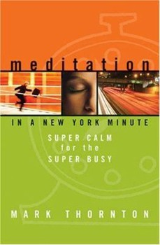 Meditation in a New York Minute: Super Calm for the Super Busy [Paperback]