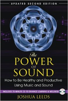 Power of Sound, The: How to Be Healthy and Productive Using Music and Sound[Paperback]