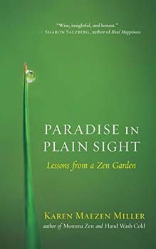 Paradise in Plain Sight: Lessons from a Zen Garden [Paperback] [DMGD]