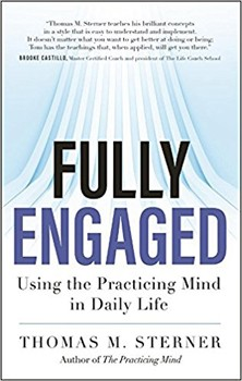Fully Engaged: Using the Practicing Mind in Daily Life [Paperback] [DMGD]