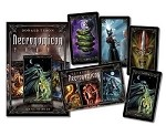 Necronomicon Tarot Kit (Book & Deck)