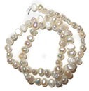 Bead Strands (Cream Pearl)