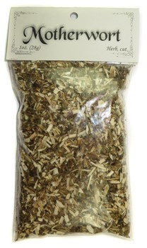 Bagged Botanicals (Motherwort: Herb, Cut)
