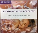 Soothing Music For Sleep CD