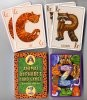 Animal Alphabet Card Games & Flash Cards