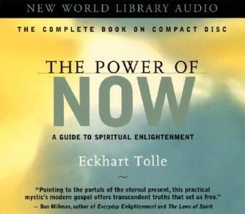 Power of Now, The: A Guide to Spiritual Enlightenment Audio/CD