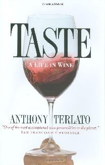 Taste: A Life in Wine - Hardcover