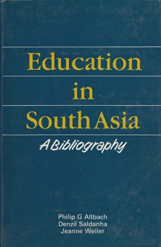 Education in South Asia: A Bibliography