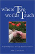 Where Two Worlds Touch: A Spiritual Journey Through Alzheimer's Disease [Paperback] [DMGD]