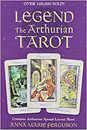 Legend Kit: The Arthurian Tarot [Cards]