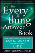 Everything Answer Book, The: How Quantum Science Explains Love, Death, and the Meaning of Life [Paperback]