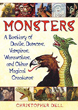 Monsters: A Bestiary of Devils, Demons, Vampires, Werewolves, and Other Magical Creatures [Paperback]