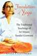 Foundations of Yoga: The Traditional Teachings of Sri Shyam Sundar Goswami [Paperback]