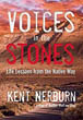 Voices in the Stones: Life Lessons from the Native Way [Paperback]