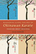 Wandering Along the Way of Okinawan Karate: Thinking about Goju-Ryu [Paperback]