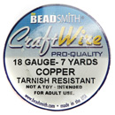 Craft Wire (18 Gauge Copper)