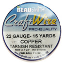Craft Wire (22 Gauge Copper)
