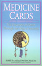 Medicine Cards: The Discovery of Power Through the Ways of Animals [Paperback]