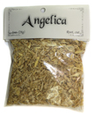 Bagged Botanicals (Angelica: Root, Cut)