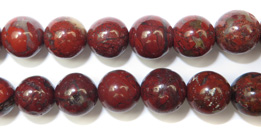 Gemstone Bead Strand (Fancy Jasper/8MM)