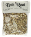 Bagged Botanicals (Beth Root: Root, Cut)