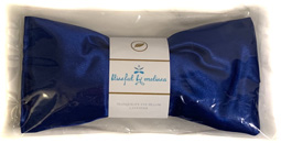 Blissful by Melissa Eye Pillow [Blue]