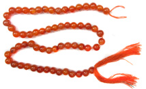 5-7mm Bead Strands (Carnelian)
