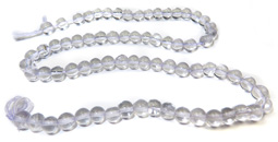 5-7mm Bead Strands (Clear Quartz)