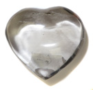 Gemstone Heart (Clear Quartz) moldavite location