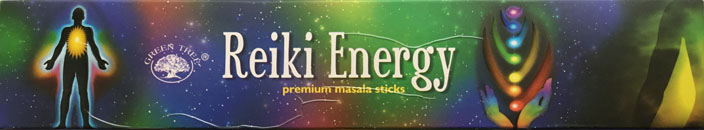 Incense (Green Tree: Reiki)