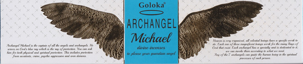 Goloka Incense (Archangel: Michael)