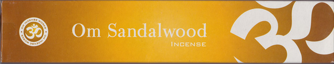 OM Incense Works (OM Sandalwood)