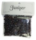 Bagged Botanicals (Juniper: Berries, Whole)