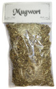 Bagged Botanicals (Mugwort: Herb, Cut)