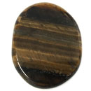 Pocket Stone (Tiger Eye)