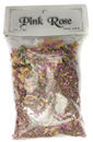 Bagged Botanicals (Pink Rose: Petals, Whole)