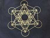 Sacred Geometry Cloth