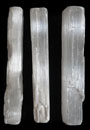 Selenite (3 Pack of Small Sticks)
